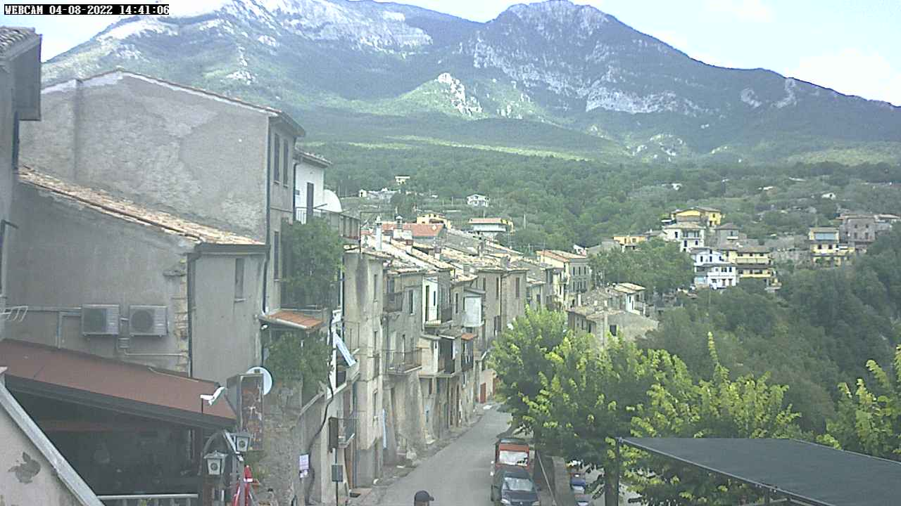 Webcam Collepardo FR&nbsp;Live webcamera