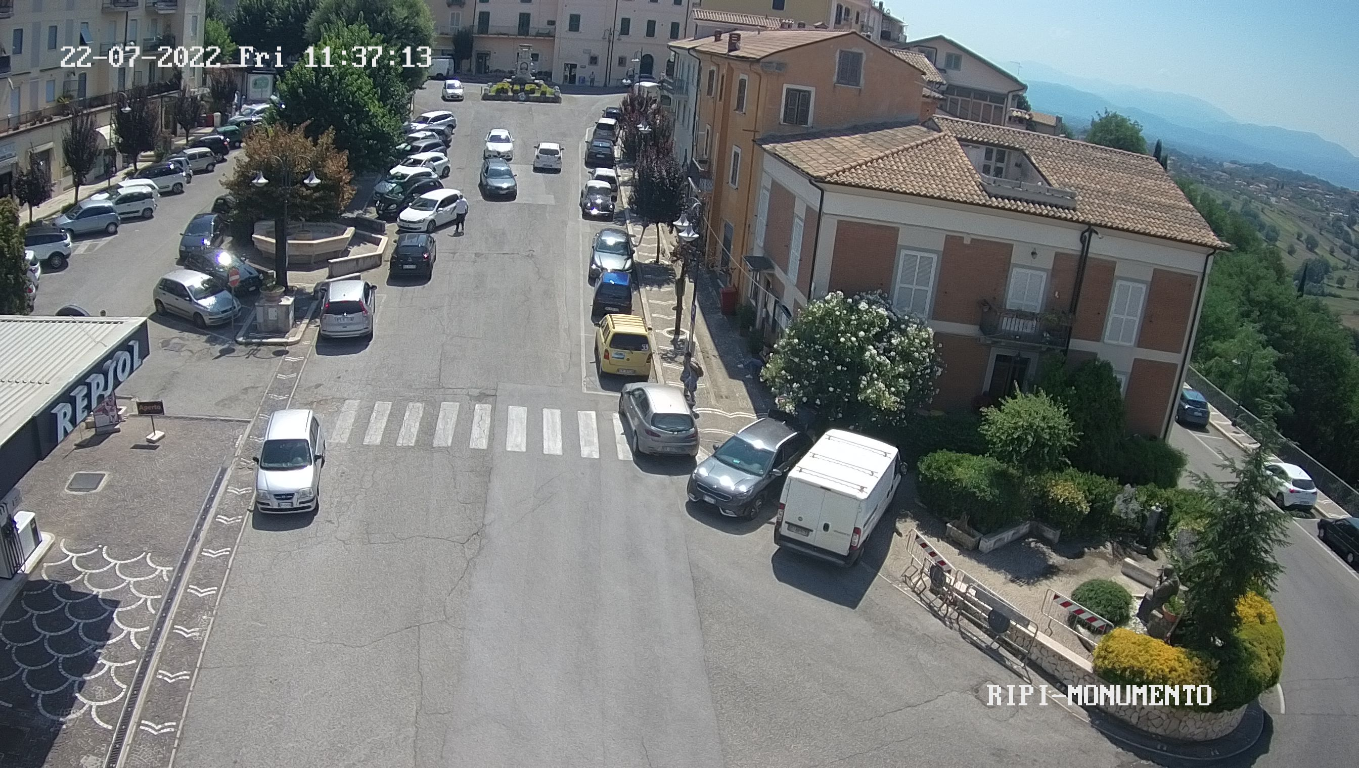 Webcam Comune di Ripi